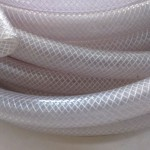 28mm x 22mm clear reinforced tube